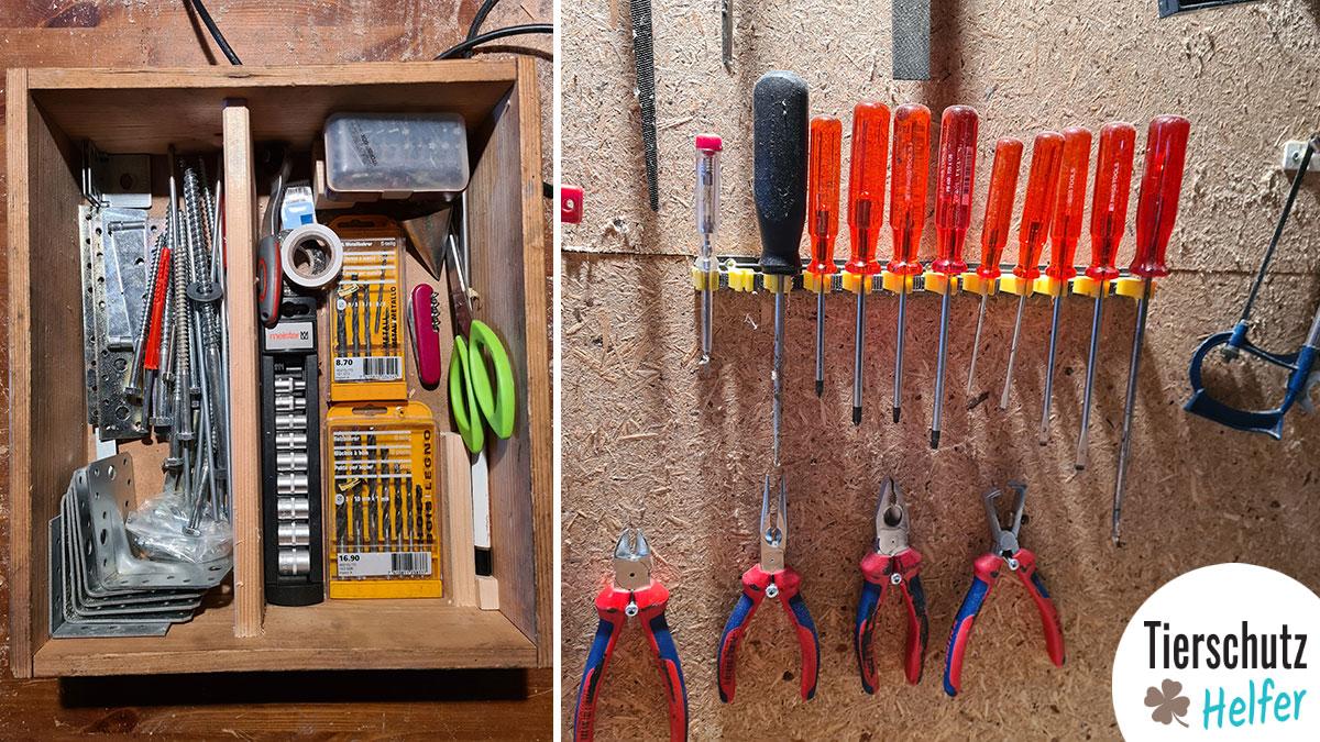 Werkzeug für den Tierschutz